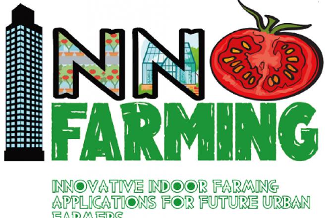 Logo proyecto Innofarming